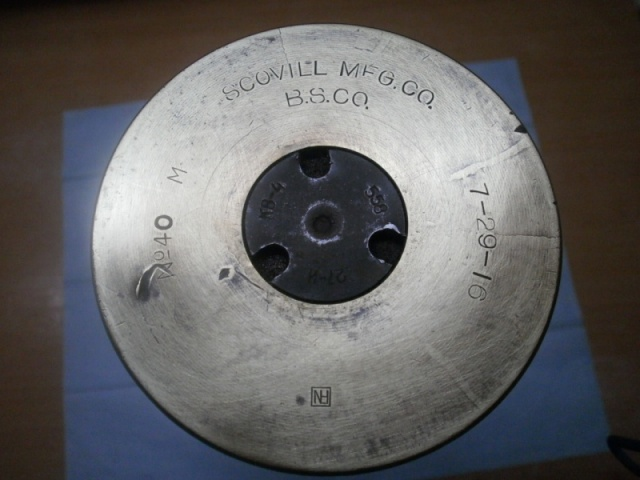 Datování dělostřeleckých granátů